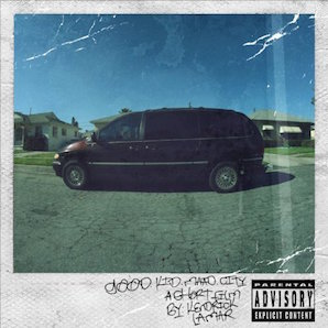 KENDRICK LAMAR「GOOD BOY MAAD CITY」