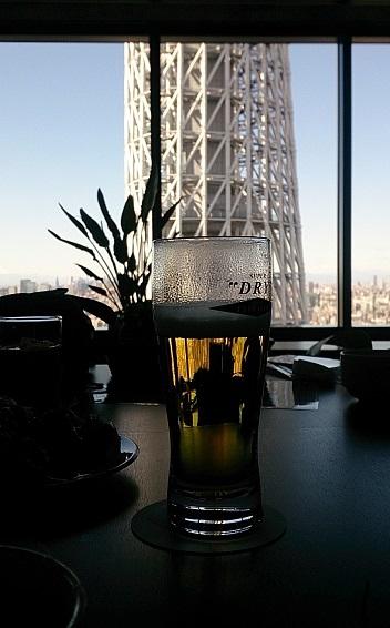 結局ビールは飲んでいる