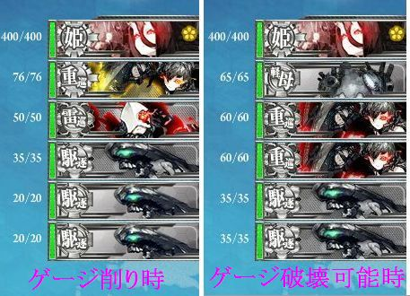 8.18 E-5ボス編成