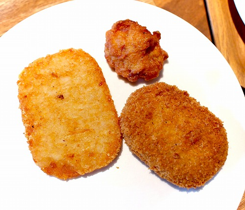 軽食類02@お菓子の森 サフラン 2015年08月