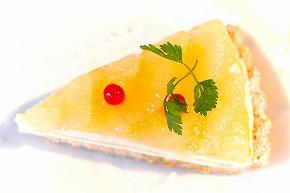 レアチーズとグレープフルーツ03@MACARONI MARKET(マカロニ市場) 松戸店 2015年02月
