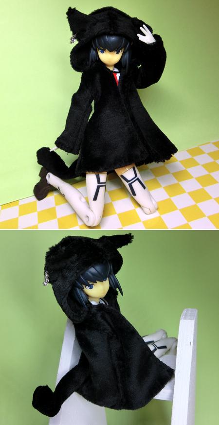 27_3_1 ネコミミ黒コート