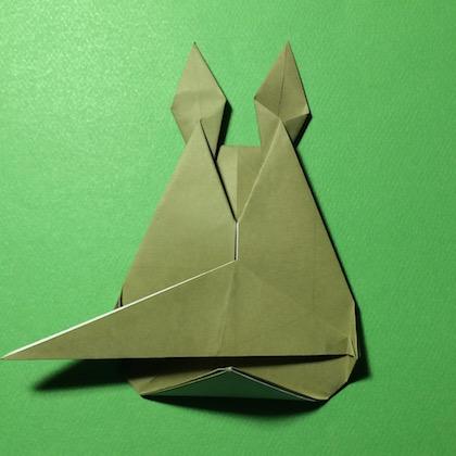 ハート 折り紙 折り紙 トトロ 立体 : vongi.blog72.fc2.com