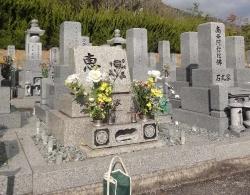 墓参り20141226-1