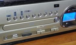 オーディオシステムのパネル操作文字ー1