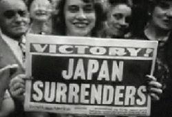 [訳] 勝利! 日本降伏