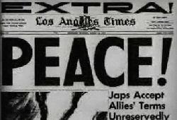 [訳] 平和! 日本人は連合国の条件を素直に受け入れた