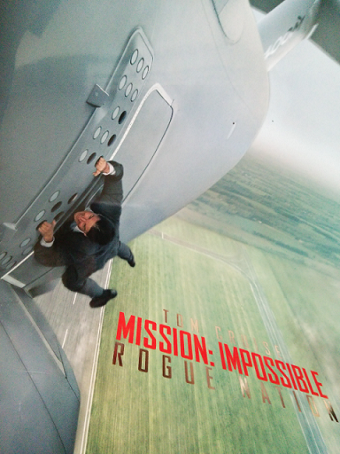 「ミッション:インポッしブル」