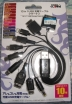 10in1 USB 充電ケーブル クラーケン