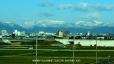 新幹線から白山