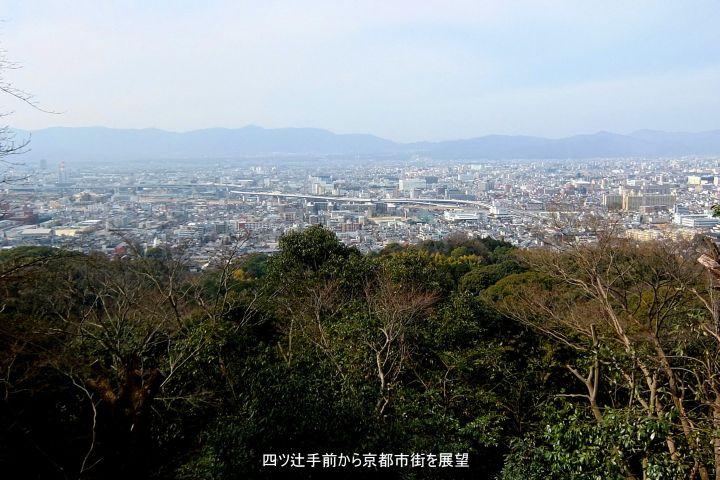 京都市街展望