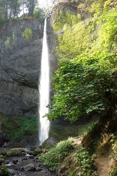 ラトレル滝1