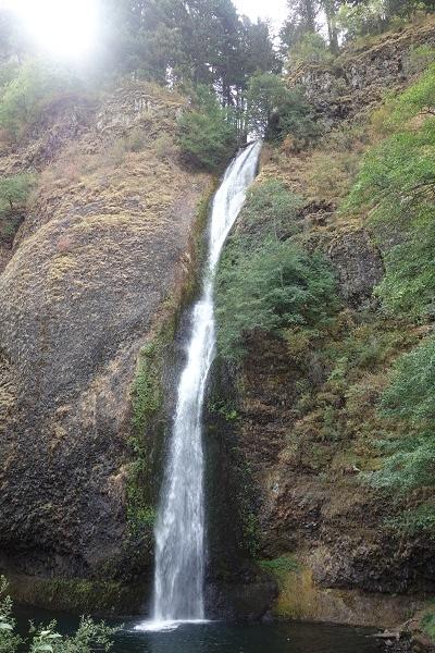 ホーステール滝