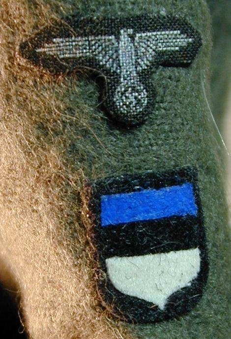 Waffen-Scharführer der SS_estnische Nr.1_sleeve insignia