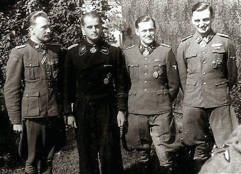 Haralt Riipalu_Paul-Albert Kausch_Wilhelm Schlüter_Karl-Heinz Ertel