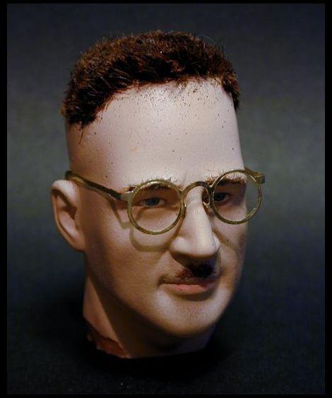 Heinrich Himmler_1st_Head sculpt_DRAGON_Gerhard