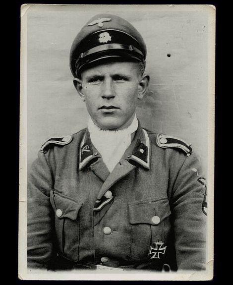 Waffen-Unterscharführer der SS