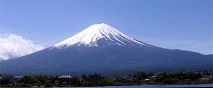 デグー富士山3