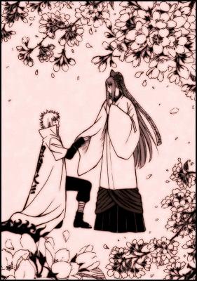 何度でも言うよ。 クシナ、俺と結婚して下さい。