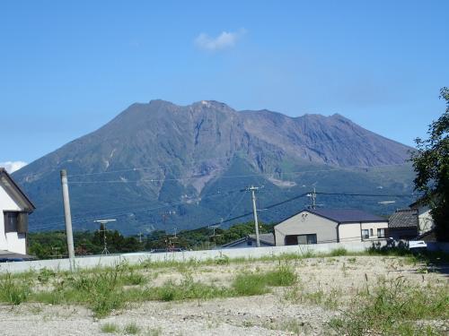 夏・桜島①