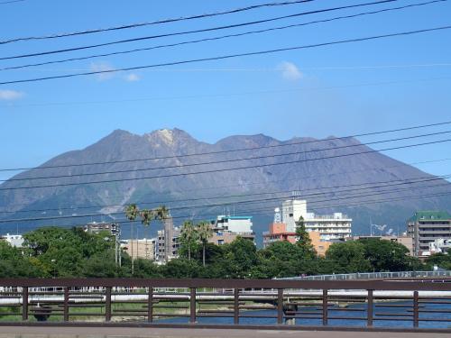 夏・桜島②