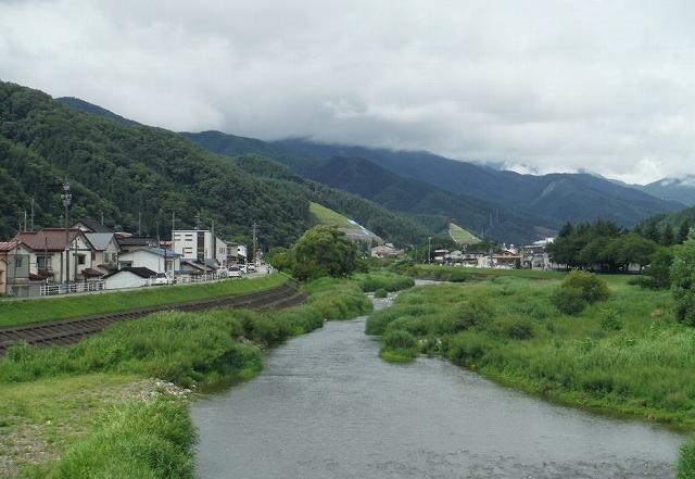 甲子川定内橋上流LT20150815-200