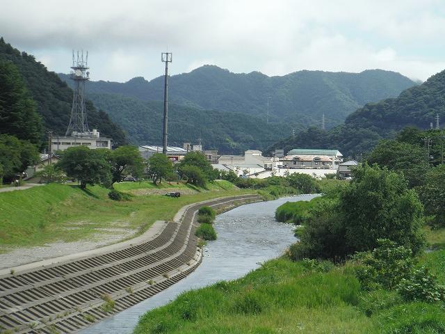 甲子川定内橋下流20150815-200