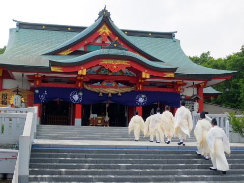 002樽前神社