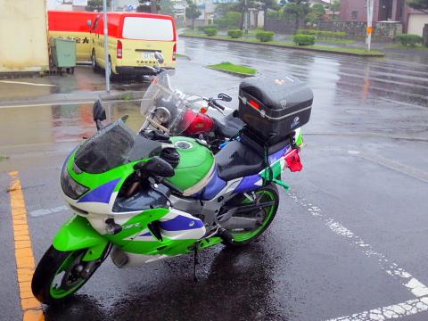 005バイクで