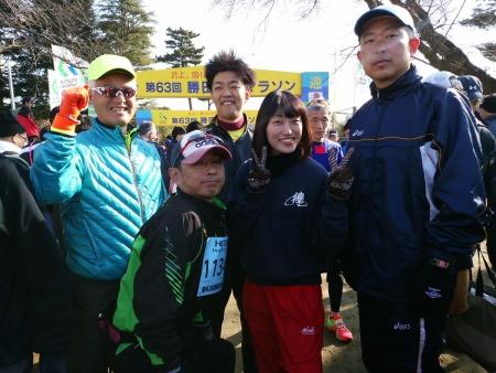 4勝田マラソン
