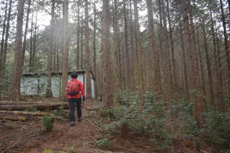 3作業小屋