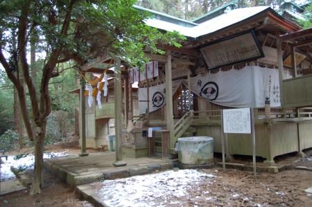 13東金砂山神社
