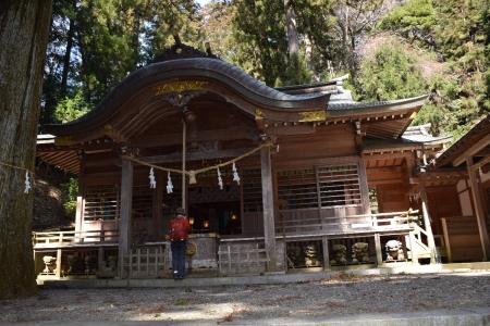 19西金砂神社
