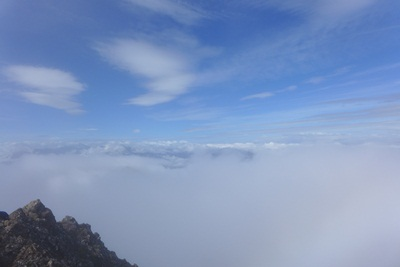 赤岳 景色2
