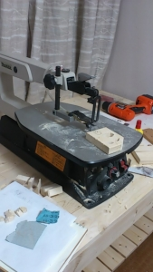 糸ノコ盤MSJ401