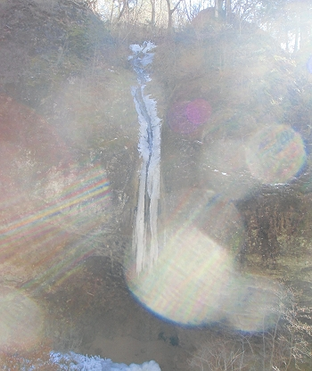 瓶子の滝1