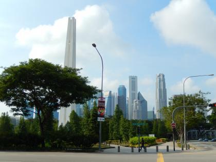 シンガポール2014.11戦勝記念塔