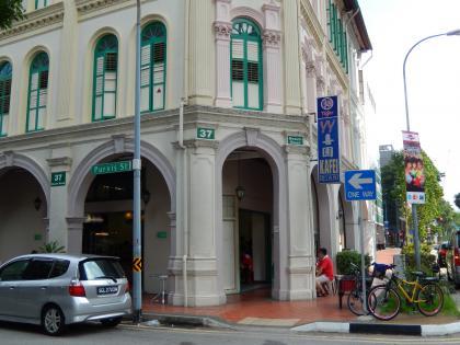 シンガポール2014.11YYカフェ