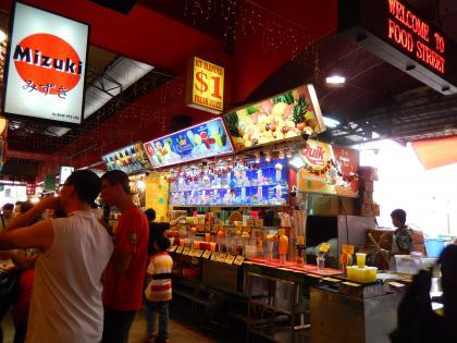 シンガポール2014.11ブギス・ジューススタンド