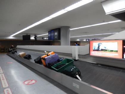 シンガポール2014.11成田空港・帰国