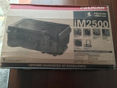 Pelikan storm IM2500