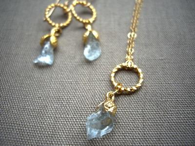 raw stone jewelry