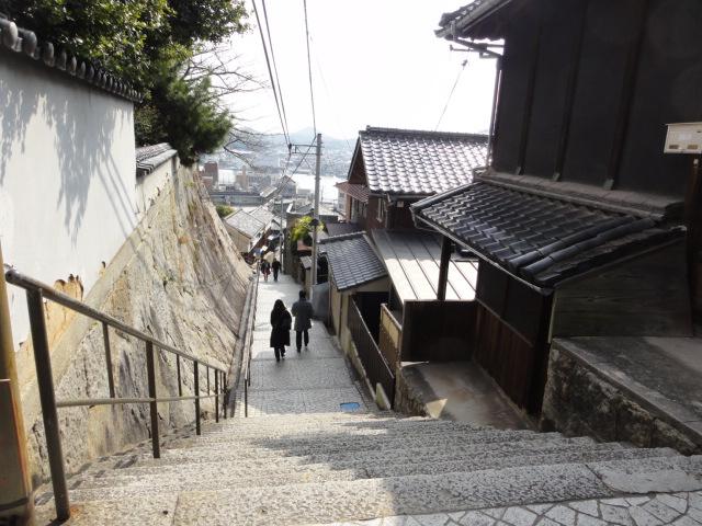 2015年2月7日 尾道 坂のある町