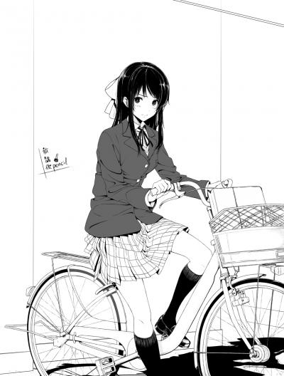 女子高生09