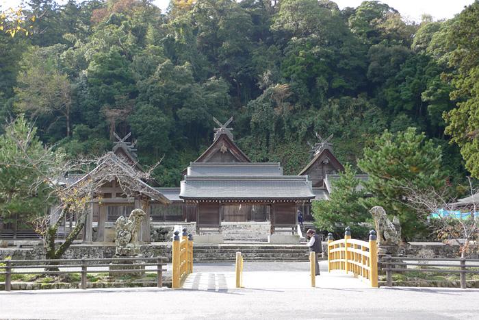 出雲の神社巡り  佐太神社  3