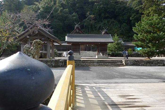 出雲の神社巡り  佐太神社  5