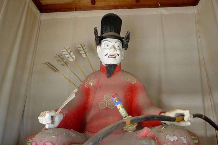 出雲の神社巡り  佐太神社  8