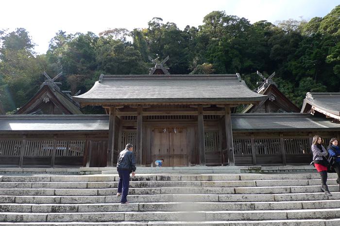 出雲の神社巡り  佐太神社  13