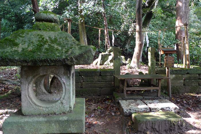 出雲の神社巡り  佐太神社  19