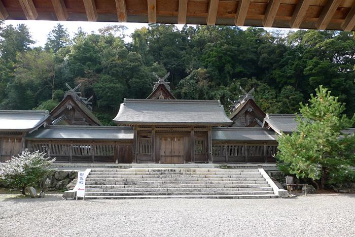 出雲の神社巡り  佐太神社  10